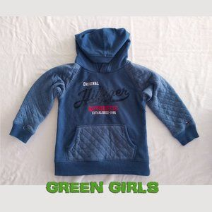 TOMMY HILFIGER 24 month baby hoodie Blue